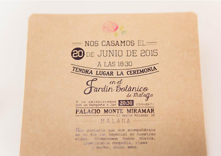 invitaciones    - foro organizar una boda